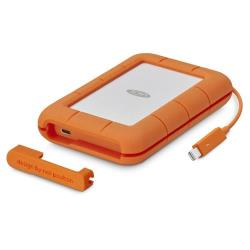 Disque Dur externe - LACIE - Rugged Thunderbolt/ USB 3.1 Gen 2 - 1To