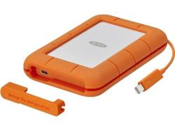 Disque Dur externe - LACIE - Rugged Thunderbolt 3 / USB 3.1 Type C - 2To