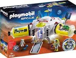 Playmobil Space Mission sur Mars 9487 Station spatiale Mars