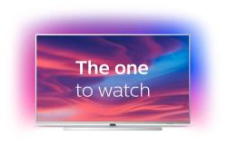 TV Philips The One 58PUS7304 4K UHD Ambilight 3 côtés Smart Android TV 58