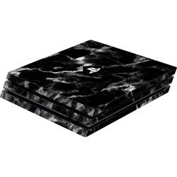 Coque PS4 Pro Software Pyramide Skin für PS4 Pro Konsole Black Marble
