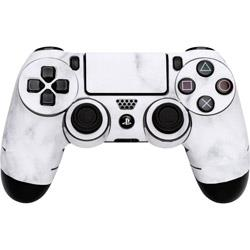 Coque PS4 Software Pyramide Skin für PS4 Controller White Marble