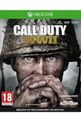 Jeux Xbox One Activision CALL OF DUTY WORLD WAR II XBOX ONE