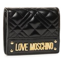 Portefeuille femme petit format LOVE MOSCHINO - JC5601PP1ALA0000 Nero