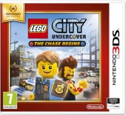 Jeu 3DS Nintendo Lego City Undercover Selects