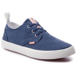 Tennis PALLADIUM - Pallaphoenix Ox Crs 76248-491-M Ensign Blue