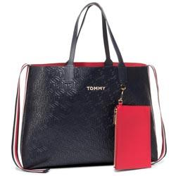 Sac à main TOMMY HILFIGER - Iconic Tommy Tote AW0AW07828  0GY